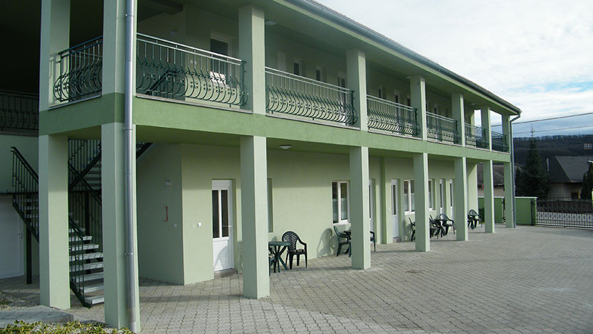 Apartmány Sulamit